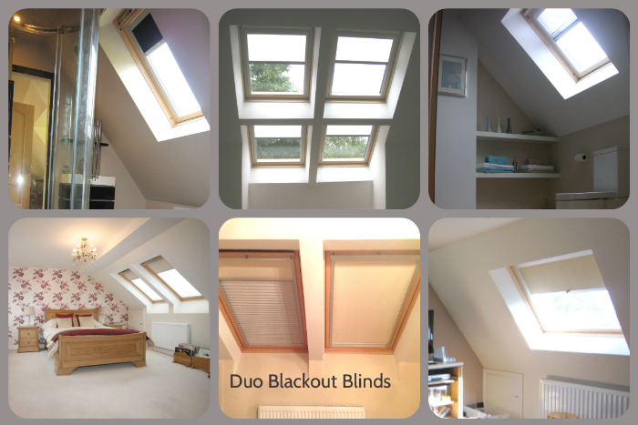Velux Loft Conversion Velux blinds