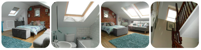 Velux Loft Conversion Wednesbury Collage