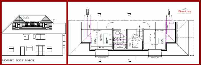 Wolverhampton Dormer loft Conversion