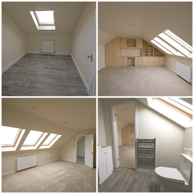 sutton coldfield velux loft conversion