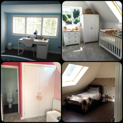 Childrens Bedroom Loft Conversions
