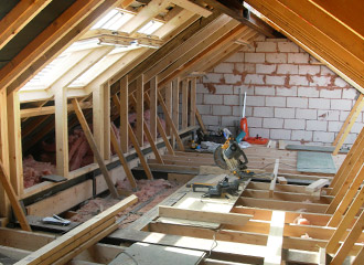 Loft Conversion Construction Birmingham West Midlands