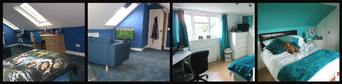 Childrens Bedroom Loft Conversions Birmingham