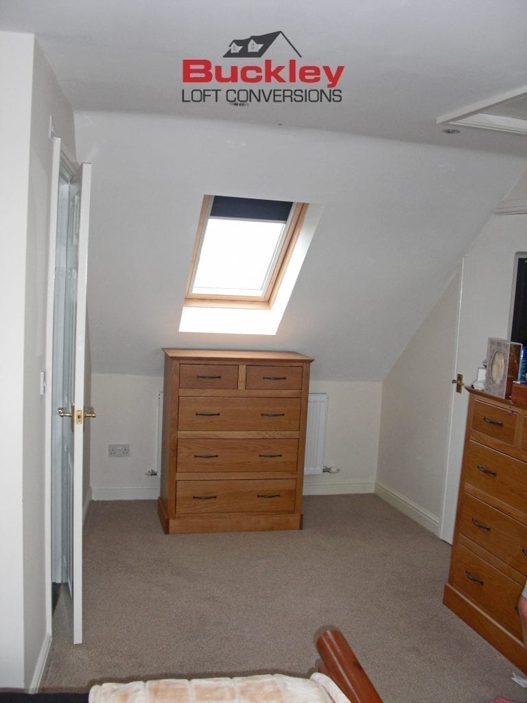 Four Storey Loft Conversion Velux Window