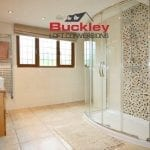 Dormer loft conversion en-suite bathroom Cannock Staffordshire