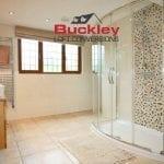 Dormer loft conversion en-suite bathroom Cannock Staffordshire