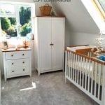 Velux loft conversion nursery Sutton Coldfield