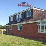 Bungalow dormer loft conversion Shifnal Shropshire