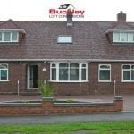 Bungalow pitched dormer loft conversion Birmingham