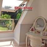 Cabrio balcony loft conversion Birmingham