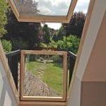 Cabrio balcony Sutton Coldfield