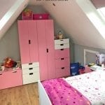 Velux girls bedroom Birmingham