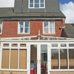 Rear dormer loft conversion Cannock Staffordshire